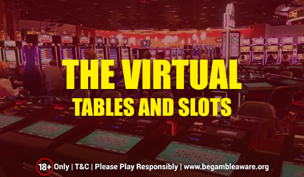 Why You Should Choose The Virtual Tables And Slots?