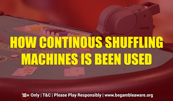What Are Continuous Shuffling Machines and How They Are Used